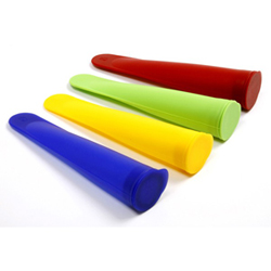 Ice Pop Makers (4 - Silicone)