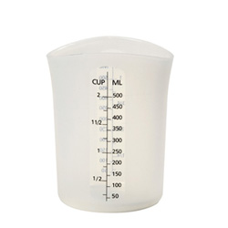 Silicone 2 cup Measure
